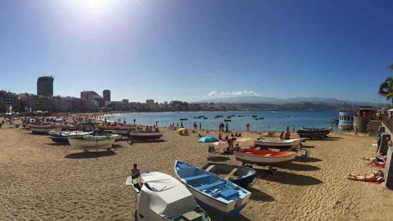 Playa-de-las-canteras