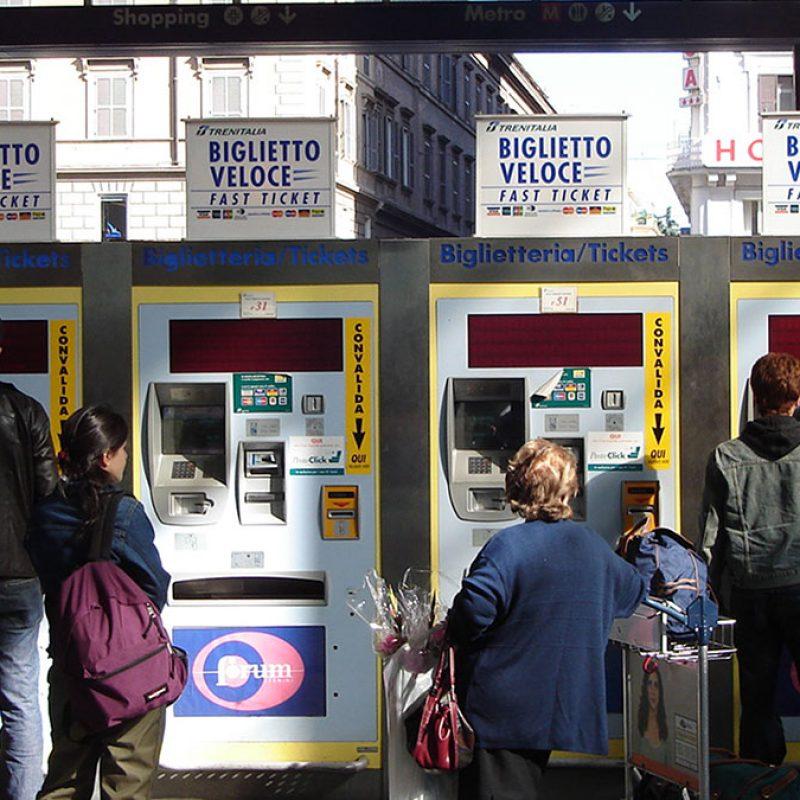 Tickets-Roma-Termini